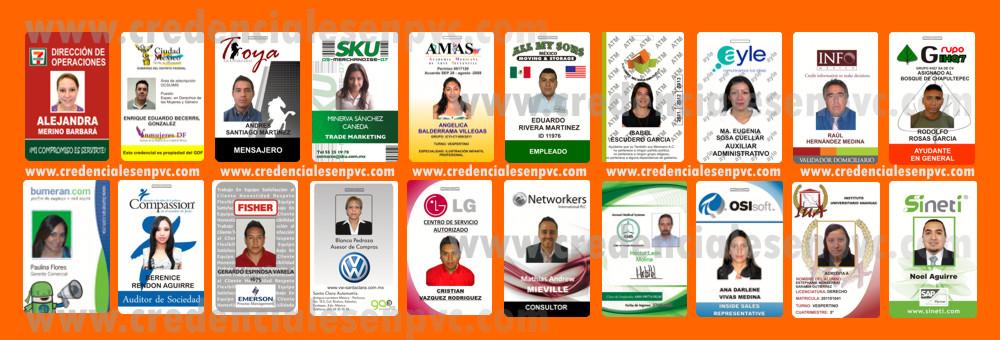 Credenciales De Trabajo   creaci 243 n de credenciales